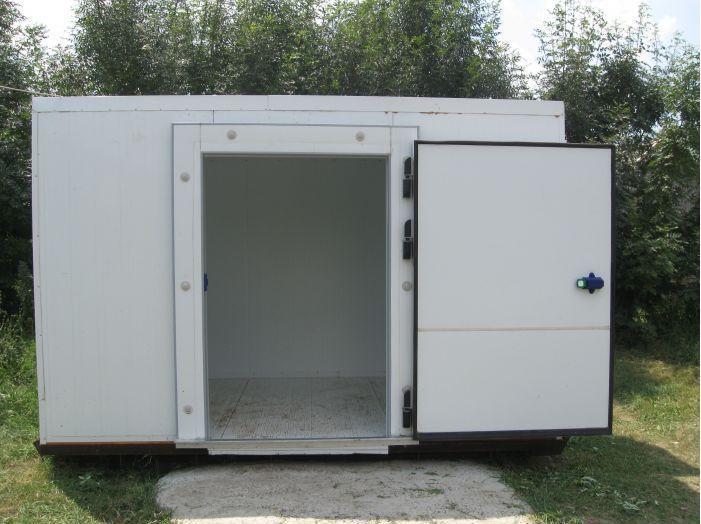 Двери Холодильный Распашные Накладные 900х2100 блок 1300х2380 Низкотемпературные