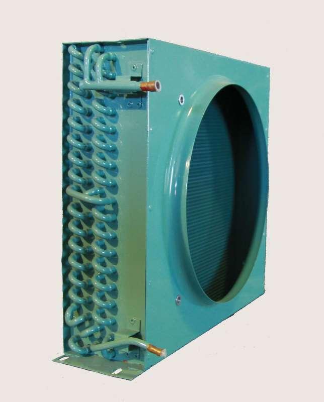 Воздушный конденсатор Bitzer